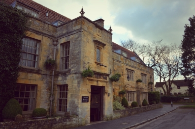 Base in the Cotswolds