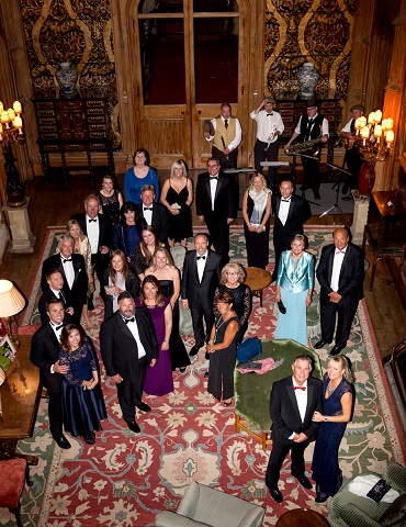 Downton Abbey VIP Dinner