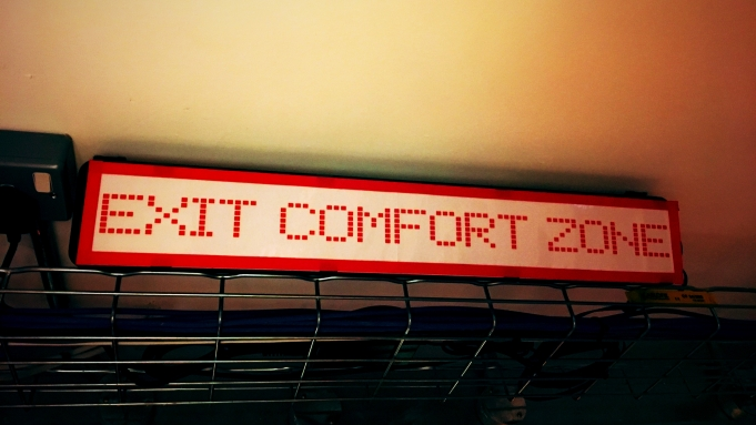 The Other Place Exit Comfort Zone